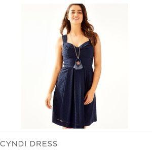Cyndi dress lilly pulitzer